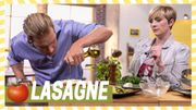 Les recettes de Max & Fanny: Lasagne froide en terrine