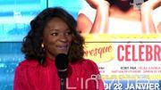 Cécile Djunga sera avec sa mère sur scène pour la centième de son spectacle