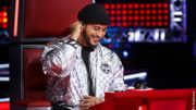 La bourde de Slimane sur le plateau des Blind Auditions !