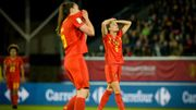 Les Red Flames accrochées en fin de match par le Portugal