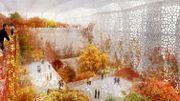 Premières images du projet de Musée National des Arts de Chine de Jean Nouvel