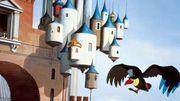 """""""Le Roi et l'Oiseau"""" à Flagey"""