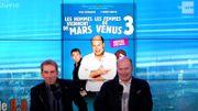 Mars et Vénus 3... Paul Dewandre et Thierry Garcia ont dit OUI !