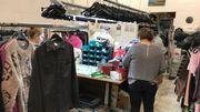 """Dans l'espace vêtements :tout ce qui est vendu doit être """"nickel"""""""
