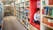 Dix-neuf bibliothèques locales reconnues par la Fédération Wallonie-Bruxelles
