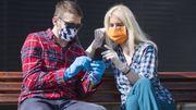 """Comment être """"stylé"""" avec un masque de protection en tissus ?"""