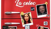 """Vos places pour """" La Coloc"""" à Bxl le 2/05"""