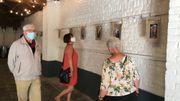 Les gouaches de Gérard Noirfalise exposées à la Maison Saint-Paul