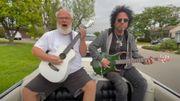 """Kyle Gass de Tenacious D recrute Steve Lukather, Amy Lee, Jack Black et d'autres pour la vidéo """"Vaccinated"""""""