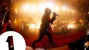 120 fans de Slipknot ont pu assister à ce show particulier