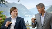 George Clooney boit un café avec Jack Black, quoi de plus ?