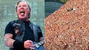 """Metallica : quand """"Enter Sandman"""" fait VRAIMENT trembler la foule"""
