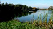 """Balade le long de la Lys, la """"rivière frontière"""" entre les 2 Comines"""
