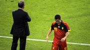 Face à la Turquie, Eden Hazard sort sans saluer Leekens