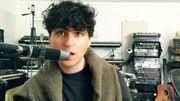 Ezra Koenig de Vampire Weekend en live depuis son home studio
