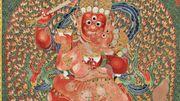 Enchères à Hong Kong: record mondial pour une tapisserie tibétaine du XVème siècle