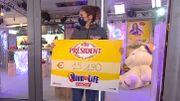 """Viva for Life : un défi culinaire """"Président"""" réussi et 15.190 € pour la cagnotte !"""