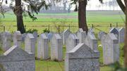 Le cimetière de Saint Symphorien à Mons