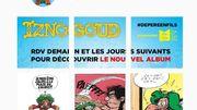"""Le nouvel """"Iznogoud"""" se dévoile case par case sur les réseaux sociaux"""