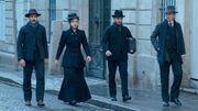 """""""Les Anarchistes"""" : Tahar Rahim joue les infiltrés dans le Paris de 1899"""
