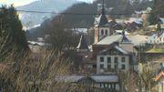 Rechauffement climatique: les Vosges attendent la neige désesperément