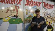Astérix en Italie, un clin d'oeil à Uderzo