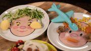 Concours : 2 pack d'accessoires fun pour faire manger vos enfants !