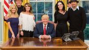 Kid Rock & Ted Nugent chez Trump