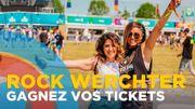 Gagnez vos tickets pour Rock Werchter