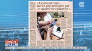 150 Millions d'Euros pour émettre des ondes gsm en Belgique