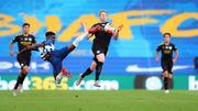 Manchester City écrase Brighton, De Bruyne toujours à la poursuite du record de Thierry Henry