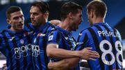 L'Atalanta de Castagne s'impose à Cagliari, avec Nainggolan, et a l'Inter dans le viseur