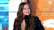 Vianney écrit le premier album de la jeune chanteuse  Erza Muqoli
