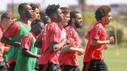"Sambi Lokonga va recevoir sa chance: ""Il a beaucoup progressé"", selon Roberto Martinez"