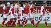 1er but d'Engels avec Reims, Meunier et le PSG sereins, Tielemans et Monaco coulent encore