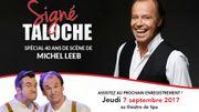 Fêtez les 40 ans de carrière de Michel Leeb dans Signé Taloche, ce jeudi 7 septembre!