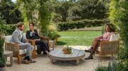 """Meghan Markle suggère que Buckingham Palace """"colporte des mensonges"""" sur elle et le Prince Harry, extrait de l'interview choc avec Oprah"""