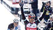 Fabian Cancellara remporte son troisième Paris-Roubaix en 2013