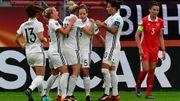L'Allemagne et la Suède se qualifient pour les quarts de finale de l'Euro féminin