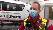 Romain Betz, médecin urgentiste