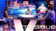 Marc Lavoine et Silvan Areg font l'actualité musicale de cette semaine!