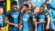 Bruges ne fait qu'une bouchée de Gand et conforte sa place de solide leader de Pro League