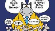 Le Chat est parmi nous, Philippe Geluck l'est bel et bien aussi !