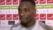 """Paul-José Mpoku: """"Des offres sont venues et on en a parlé avec la direction du club"""""""