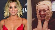 """Kaley Cuoco, star de """"Big Bang Theory"""", fond en larmes sur les réseaux sociaux"""