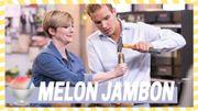Les recettes de Max & Fanny: Melon jambon revisité