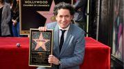 Gustavo Dudamel a reçu son étoile sur Hollywood Boulevard