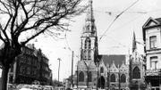 Fin des travaux de restauration du choeur de la collégiale Saint-Guidon à Anderlecht