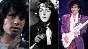 Des objets ayant appartenu à Paul McCartney, Jim Morrison et Prince en vente