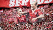 Ribéry et Robben marquent et quittent le Bayern par la grande porte